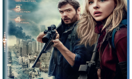 THE FIFTH WAVE | Arriving on Digital HD 16 May