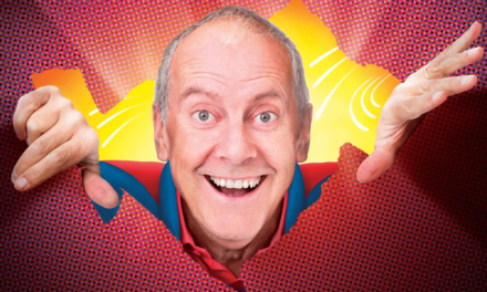 Feel the (Word) Power with Gyles Brandreth