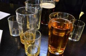 Fewer adults dying from conditions directly caused by alcohol