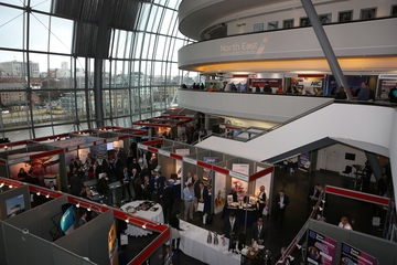 Networking at NOF Energy annual conference generates £3 million of new business