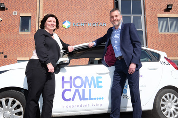 HomeCall and North Star join forces to help elderly stay independent