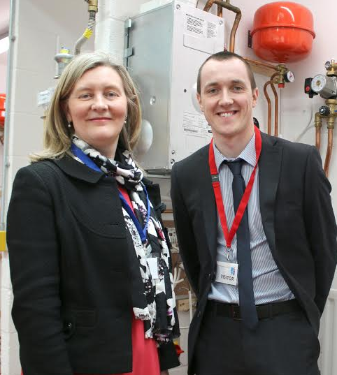 New plumbing centre offers Gas Safe training