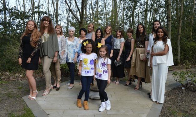 Charity fashion and clothes recycling event raises thousands to help disabled children in the north east