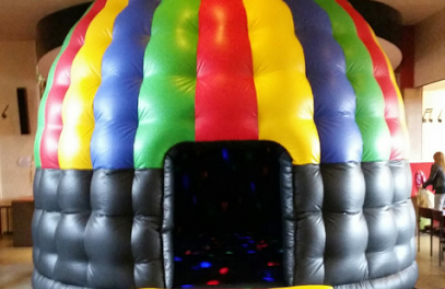 New premises boost for bouncy castle firm
