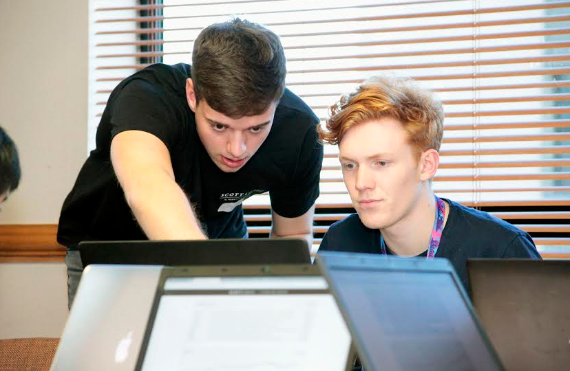Meet your potential future employer at student-led Hackathon