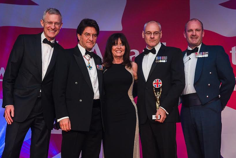 Newcastle veterans' charity rewarded for innovative partnership working