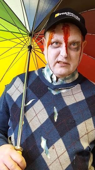 Lie in for Dawn of the Dead's Golf Day golf day on Friday 13th