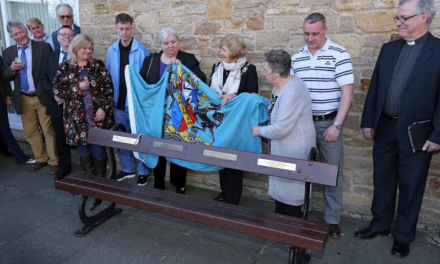 Plaques to Commemorate former Councillors