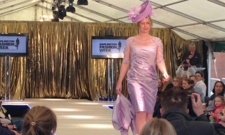 Darlington proves it's the height of fashion