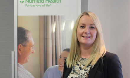 New Appointment at Nuffield Health Newcastle Hospital