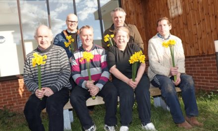 Organic homes win top accolade for transforming lives of residents with learning difficulties