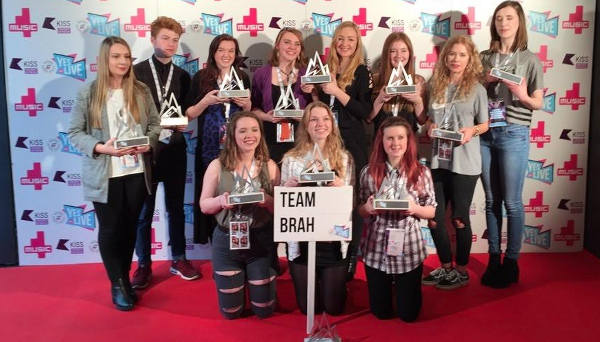 North East Teens Scoop Award for LGBT Campaign