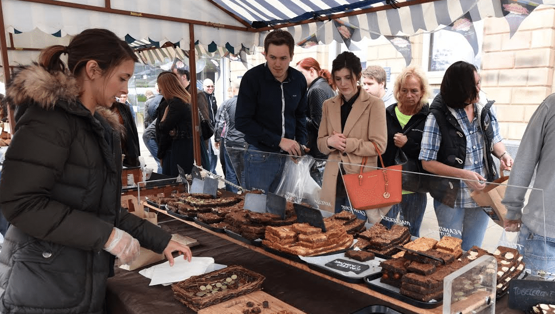 Sugar and spice and all things nice at Darlington food festival