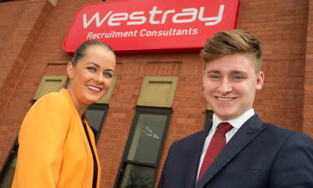 Westray expands after new contract win