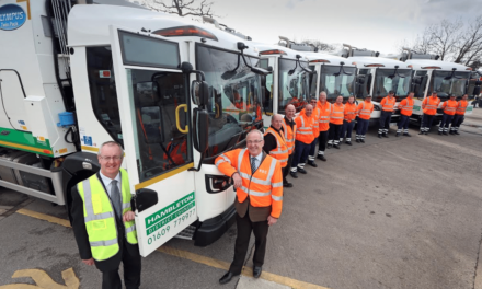 Hambleton District Council Enhances Fleet To Increase Recycling