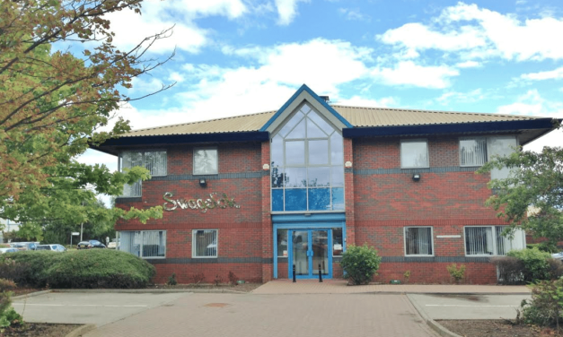 Dodds Brown Lets 5,000 Sq Ft Office / Industrial Unit in Stockton-on-Tees