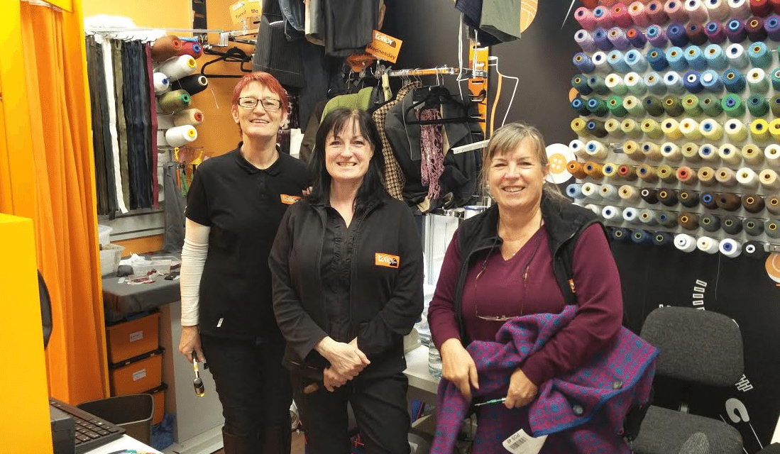 Spanish tailor attracted to Newcastle retail offering