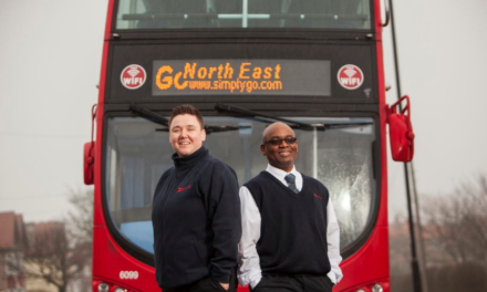 Go North East is recruiting for 250 jobs