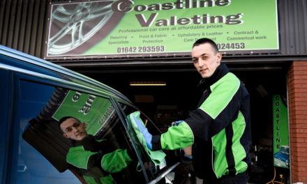 Car care business expands into Wilton Centre