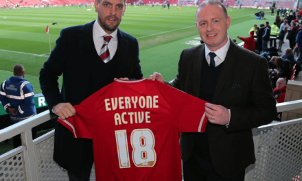 Everyone Active Extends Middlesbrough FC Partnership