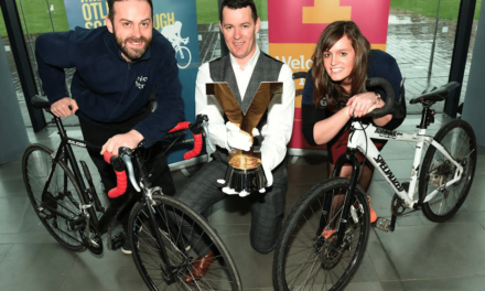 Tour de Yorkshire Trophy hits the road in Middlesbrough