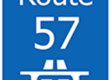 The Route 57 Car is coming through Middlesbrough in April