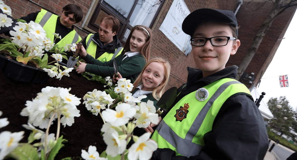 Judges' visits will be blooming great