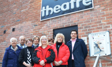 New Entranceway is just the Ticket for Durham Theatre Group