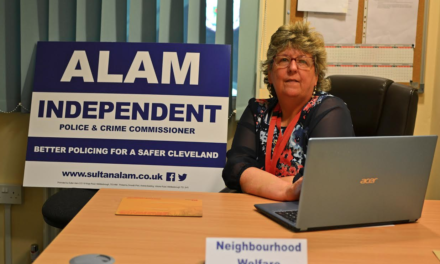 Neighbourhood Welfare Chair Recruiting Volunteers to Support Sultan Alam