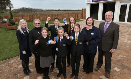 Local School Children Name Future Streets in Stokesley