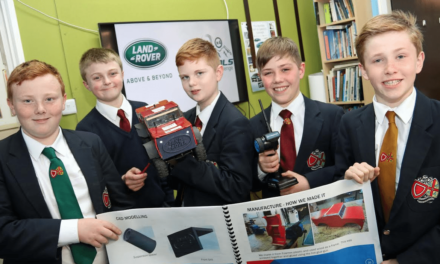 Youngsters take on their elders in international Land Rover design competition