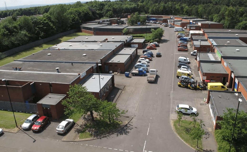 Naylors sell Washington industrial investment for £850,000