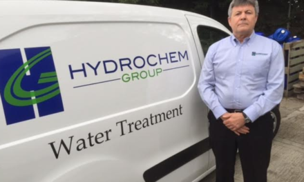 Hydrochem helping businesses save cash through energy efficiency improvements
