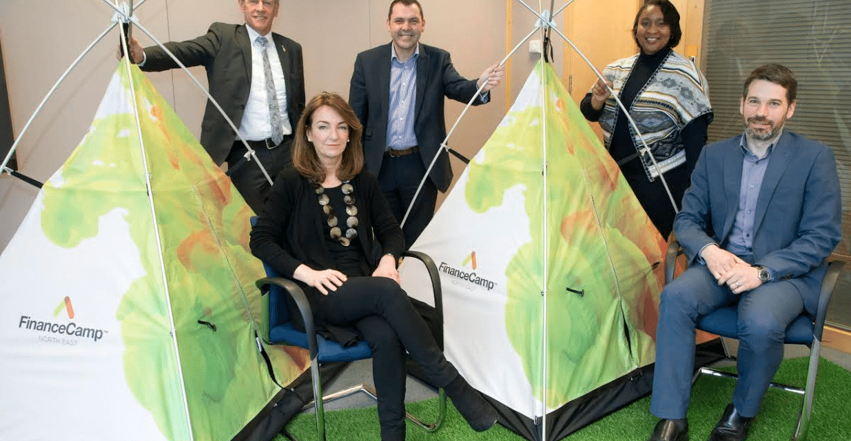 FinanceCamp North East Pitched as the Future of Investment for Regional Businesses