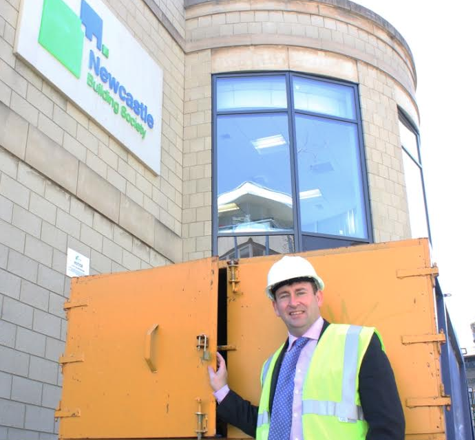 Newcastle Building Society Appoints Local Contractors to Create New City Advice Centre