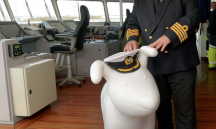 Ship-Ahoy in the North East for the Great North Snowdogs Thanks to DFDS Sponsorship