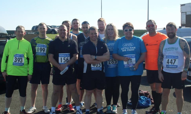 Bus Depots team up to raise funds for poorly Kian