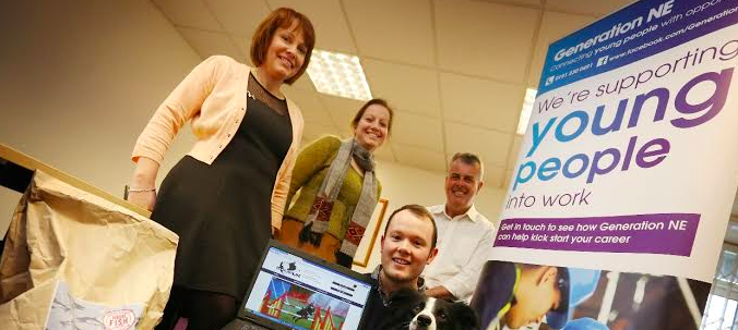 Employability project best in show for young entrepreneurs