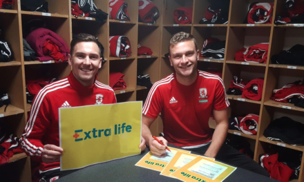 Boro Sign up to Extra Life Health Drive