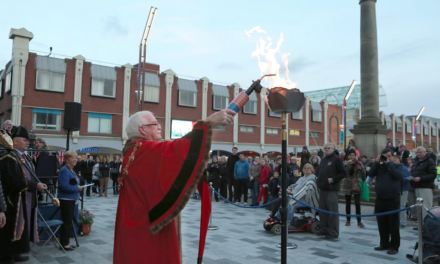 Birthday Beacons Shine Bright across Stockton-on-Tees