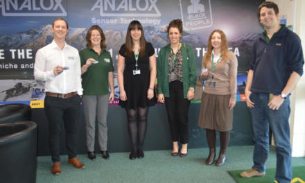 Analox hit the road again in their latest well-being challenge