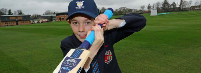 schoolboy cricketer selected for Durham
