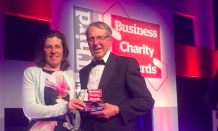 Wildlife-friendly approach wins Business Charity Award