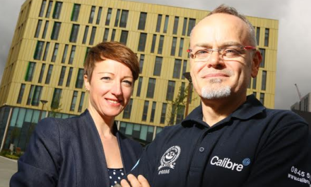 Newcastle's Calibre sees first quarter sales increase