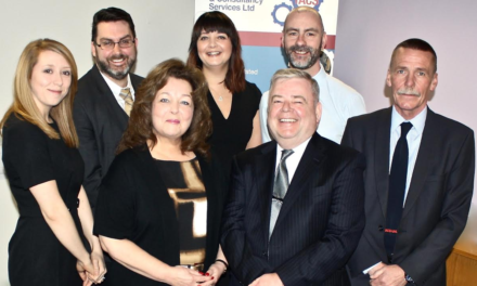 Training firm celebrates 10 years in business