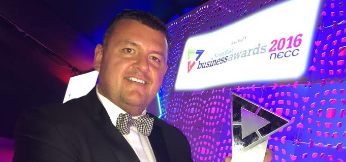 Northumberland Firm Scoops Newcomer of the Year