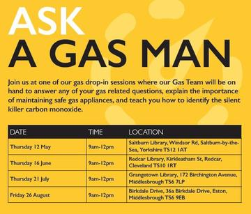 Coast & Country shows commitment to gas safety