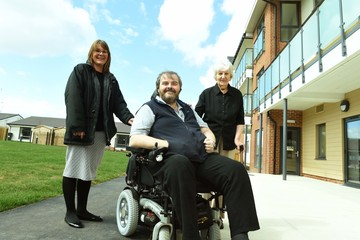 Middlesbrough supported living scheme celebrates first anniversary