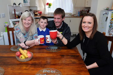 New tenants welcomed to new housing development in Hartlepool