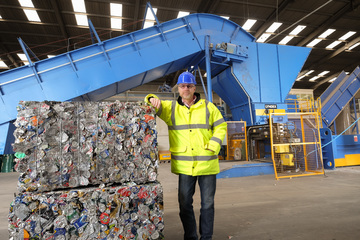 Ward Recycling invests £490,000 in Middlesbrough plant